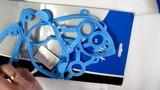Т-образная прокладка клапанной крышки Лачетти из Китая(Aliexpress)