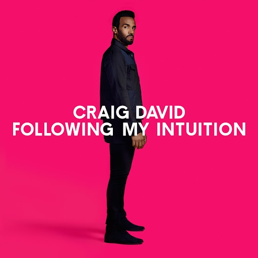 Craig David альбом Following My Intuition