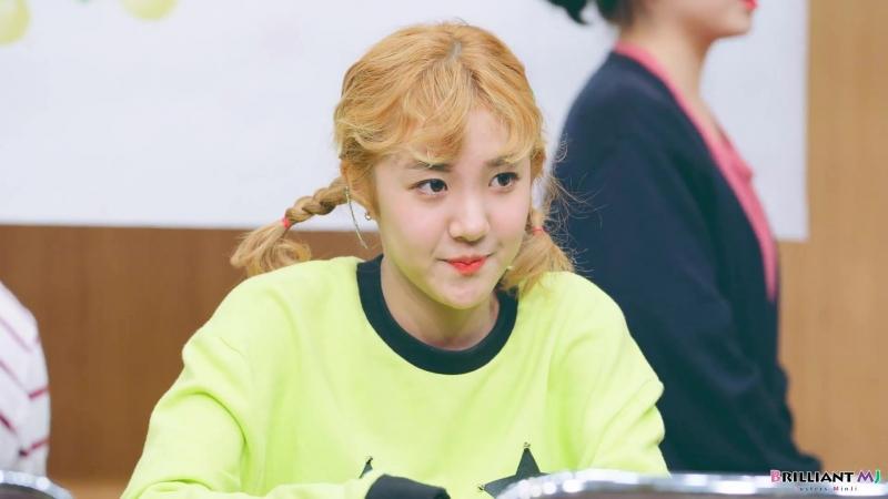 2018.06.16. Autograph Event ▶ Busters(버스터즈) - MinJung(민정) @당산