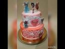 Тортик з феями Вінкс