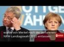 Kritik an Merkel - Röttgen rächt sich mit Wut-Interview an