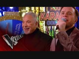 Tom Jones and Olly Murs - It's Not Unusual (Live on Happy Hour with Olly Murs)