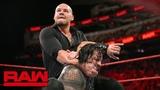 The Kingslayer Roman Reigns vs. Baron Corbin - No Disqualification Universal Title Match Raw, Sept. 17, 2018