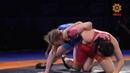 Открытый Кубок России по вольной борьбе среди женщин выявил сильнейших.