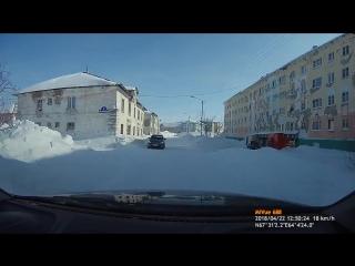 #ХэлоуВоркута | Воркута Некрасова и немного 2 района