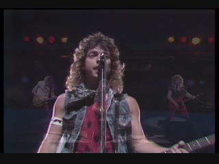 NIGHT  RANGER  -  Dont Tell Me You Love Me  (  Live Shinjuku Kousei Nenkin Hall , Tokyo , Japan Tour  \ 1983 г  )