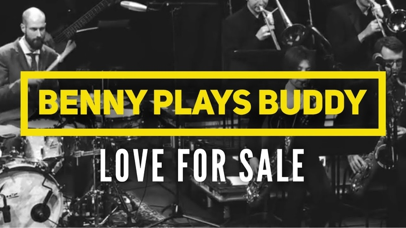 Benny Greb plays Buddy Rich - Love for Sale