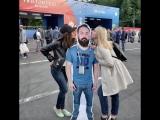 Когда жена не пустила в Россию на чм2018, но друзья нашли выход
