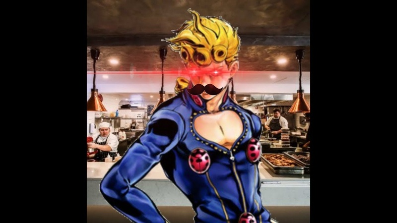 JoJo Fighting Gold but it's the Spiderman 2 Pizza Theme