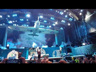 Iron Maiden  - Aces High Live @ Hills of Rock Festival Plovdiv, Bulgaria 22.07.2018