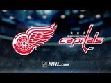 Detroit Red Wings vs Washington Capitals Dec.11, 2018 Game Highlights NHL 201819 Обзор матча