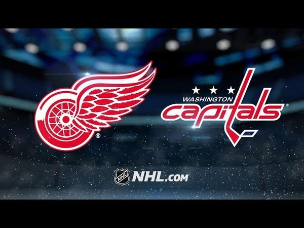 Detroit Red Wings vs Washington Capitals | Dec.11, 2018 | Game Highlights | NHL 2018/19 |Обзор матча