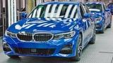 Цвет СУПЕР !!! )))) BMW 3 Series (2019) PRODUCTION LINE  German Car Factory