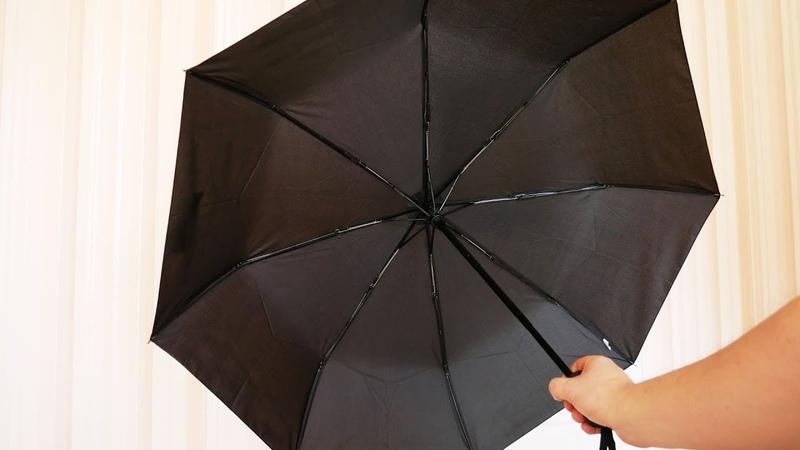 Автоматический зонт Xmund XD-HK2 обзор и тест зонтика