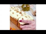 Морковный пирог с орехами | Больше рецептов в группе Десертомания