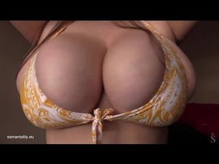 Samanta Lily - Bikini Show