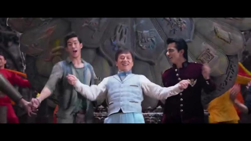 Kung Fu Yoga - Goosebump