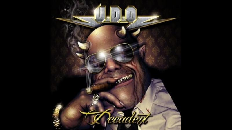 U.D.O. - Speeder