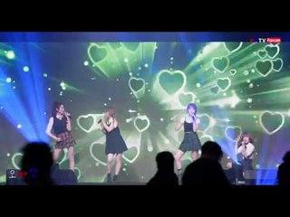 유앤아이 직캠 날개 - WINGZ LBMA STAR @180419
