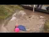 ЧМ по плаванию в болоте