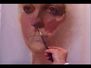 Painting the Facial Features