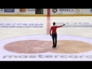Alexander SAMARIN RUS Free Skate Ondrej Nepela Trophy 2018
