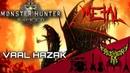 Monster Hunter World Vaal Hazak Theme Intense Symphonic Metal Cover