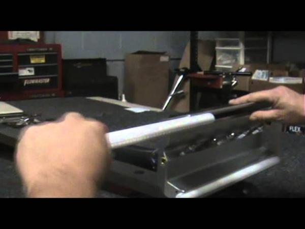 Zipper Wand Maintenance Operation