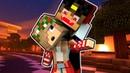 ВАМПИР ПОЙМАЛ НОВУЮ ДЕВУШКА в Майнкрафт выживание видео мультик как выжить для детей в Minecraft
