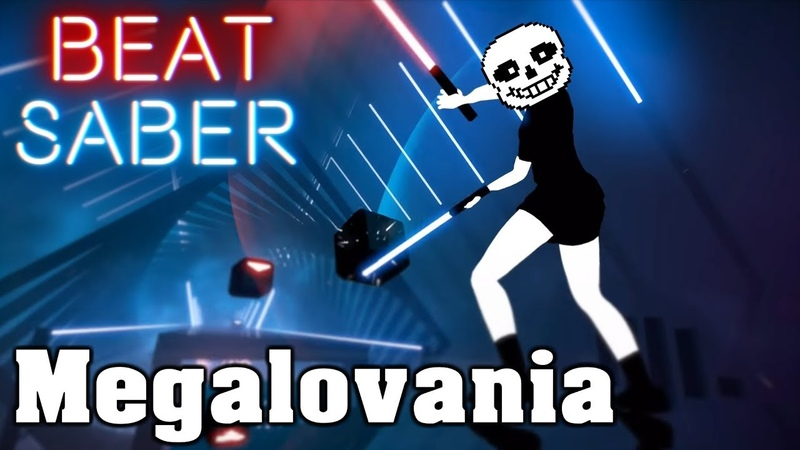 Beat Saber - Megalovania Cement City Remix (custom song)   FC