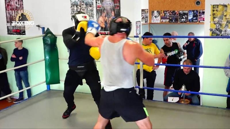 12.10.2016 Fight 1 proboxing.eu
