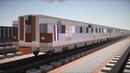 Minecraft Washington Metro 6000 series EMU Tutorial