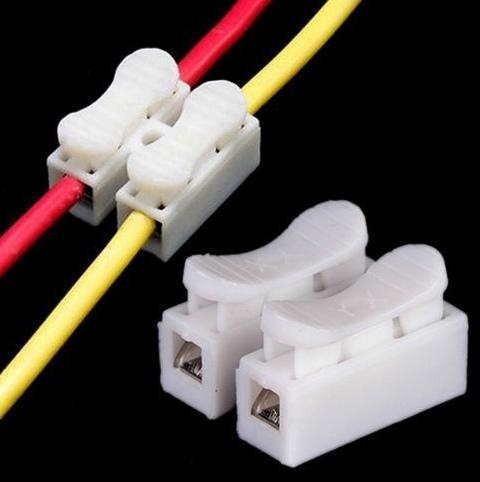 Коннекторы для мгновенного сращивания проводов