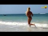 Jenny Scordamaglia Nude Beach Run Jamaica .mp4