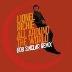 Lionel Richie альбом All Around The World - Bob Sinclar remix