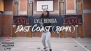 ASAP Ferg - East Coast (remix) | Choreography by Lyle Beniga | EAC17
