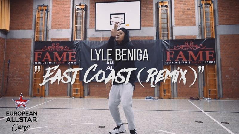 ASAP Ferg - East Coast (remix) | Choreography by Lyle Beniga | EAC17