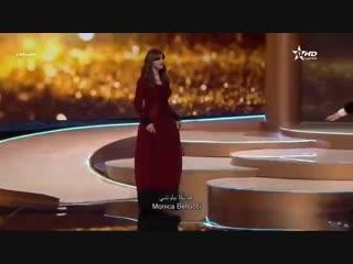 The Closing Ceremony Marrakech International Film Festival on December 8, 2018