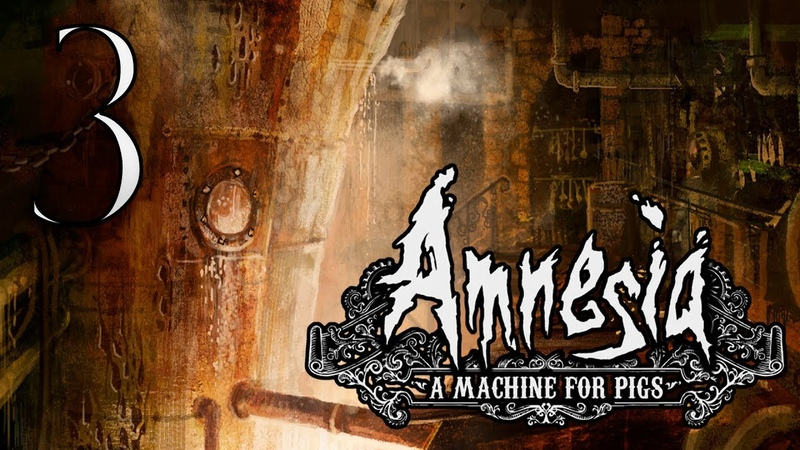 Подземелье под церковью ➤ Amnesia A Machine for Pigs 3