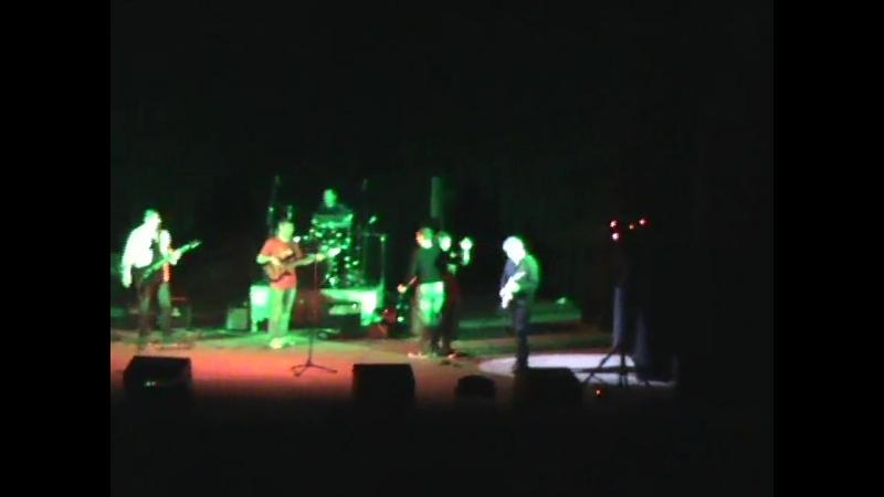 Областной рок-фестиваль г. Сальск февраль 2016г.