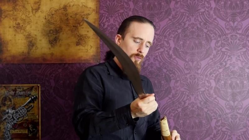 TFW Panabas - Excellent Blade, Catastrophic Handle!.mp4