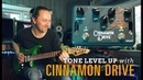 Cinnamon Drive (Aclam) Pedal demo and test overdrive by Mika Tyyskä. Tone level up