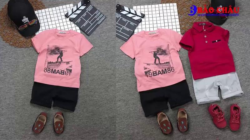 Mua quần áo trẻ em giá sỉ TPHCM - Uy TÍn Giá Rẻ Nhất Ở Đâu