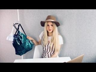 ОБЗОР : пайетки на рюкзаках, пеналах, блокнотах! любителям пайеток посвящается