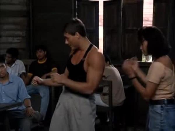 Jean Claude Just Dance