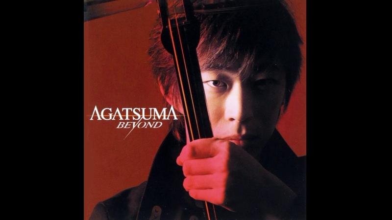 Hiromitsu Agatsuma 上妻宏光 - A Paper in the air[Kami No Mai]Beyond Version 紙の舞 (Track 04) Beyond ALBUM