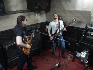 Проклятая земля bass solo & припев