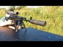 Сайга 5.45х39 с ДТК Гексагон Почти оружие спецназа!!))