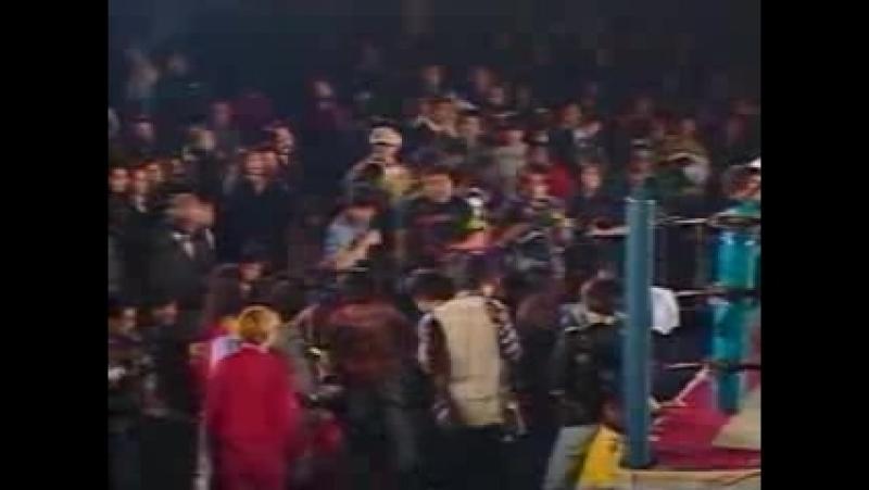 Aja Kong vs. Kaoru Ito (1.20.1997)