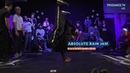 Geo Marius VS Khanage Razzle   QUARTER FINAL   Absolute Rain Jam 2018